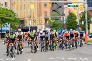 Team Skyline Wins at Detroit Cycling Championship